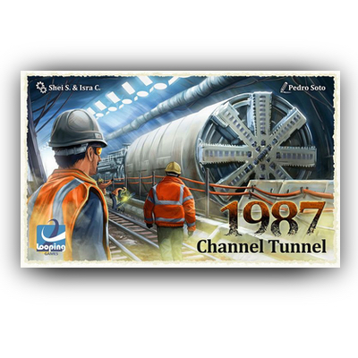 1987 Channel Tunnel – EN