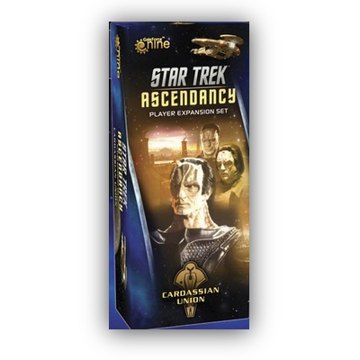 Star Trek Ascendancy: Cardassian Union – EN
