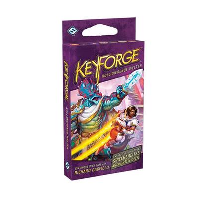 """KeyForge: Kollidierende Welten """"Archonten Deck"""" – DE"""