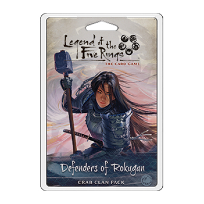 L5R: Crab Clan – Defenders of Rokugan – EN