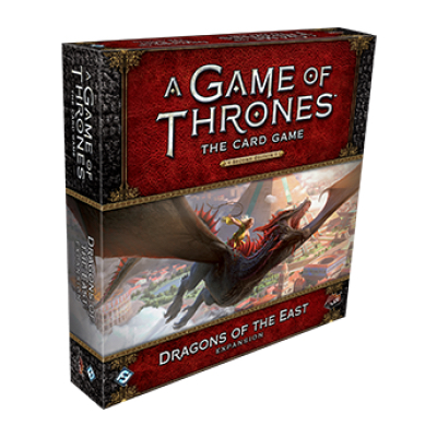 AGoT 2nd Edition: Dragons of the East Deluxe Expansion – EN