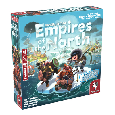 Empires of the North – DE