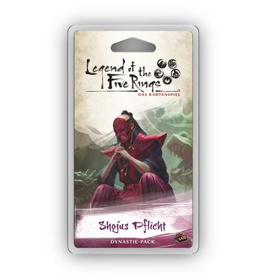 Legend of the five Rings: Erbfolge 6 – Shojus Pflicht – DE
