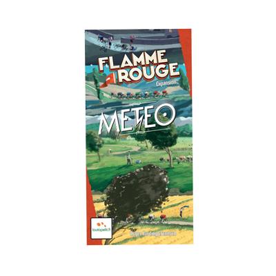 Flamme Rouge: Meteo Expansion – DE/EN