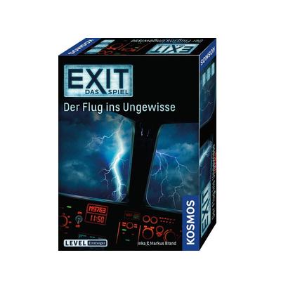 Exit das Spiel: Der Flug ins Ungewisse – DE