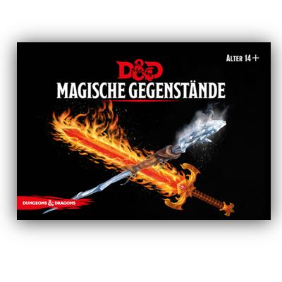 D&D: Magische Gegenstände – DE