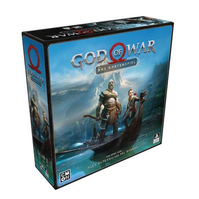 God of War: Das Kartenspiel – DE