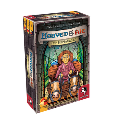 Heaven & Ale: Der Bierkutscher – DE