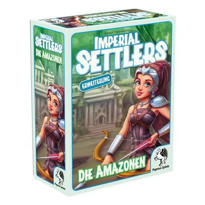Imperial Settlers: Die Amazonen – DE