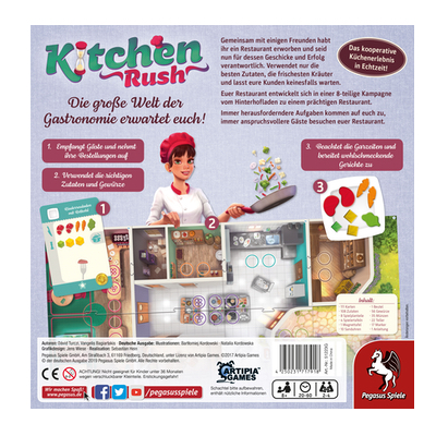 Kitchen Rush – DE