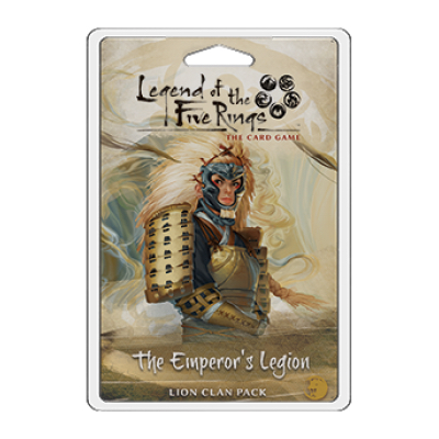 L5R: Lion Clan – The Emperor´s Legion – EN