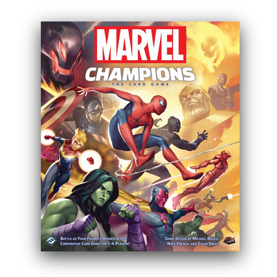 Marvel Champions: The Card Game – EN