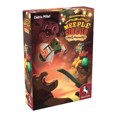 Meeple Circus: Wild & Wagemutig – DE