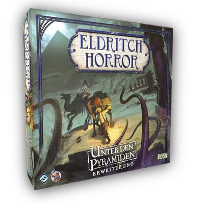 Eldritch Horror: Unter den Pyramiden – DE