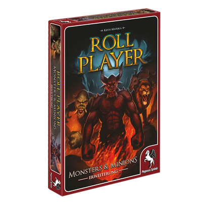 Roll Player: Monsters & Minions – DE