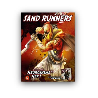 Neuroshima Hex 3.0: Sand Runners – EN