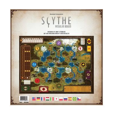 Scythe: Modular Board – DE/EN