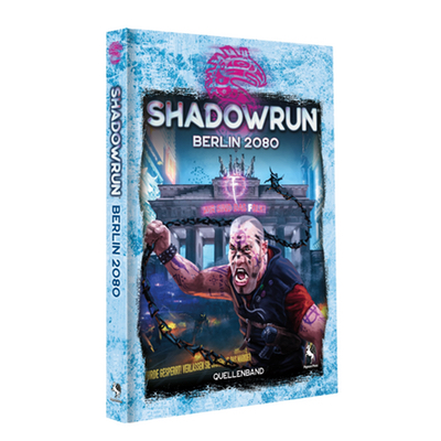 Shadowrun 6: Berlin 2080  (HC) – DE