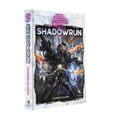 Shadowrun 6: Grundregelwerk  (HC) – DE
