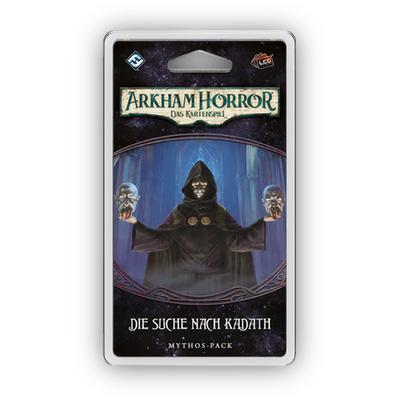 Arkham Horror LCG: Die Traumfresser 1 – Die Suche nach Kadath – DE