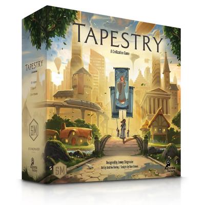 Tapestry – EN (leicht beschädigt)
