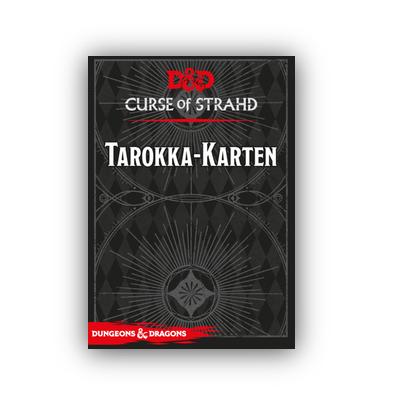 D&D: Tarokka-Karte – DE
