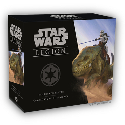 Star Wars Legion: Taurücken-Reiter – DE/IT