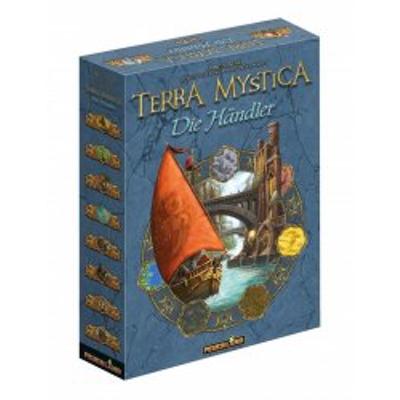 Terra Mystica: Die Händler – DE