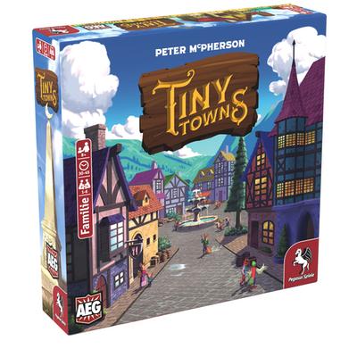 Tiny Towns – DE