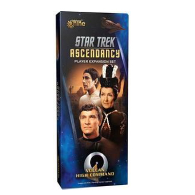 Star Trek Ascendancy: Vulcan High Command – EN