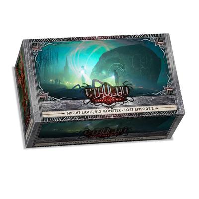 Cthulhu: Death May Die – Unspeakable Box – EN (Kickstarter Exklusive)