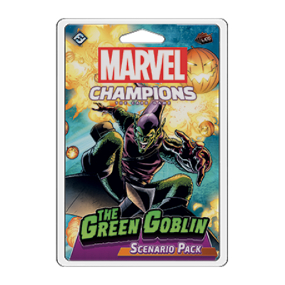 Marvel Champions: The Green Goblin Scenario Pack – EN