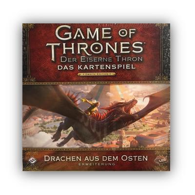 AGoT 2. Edition: Drachen aus dem Osten – DE