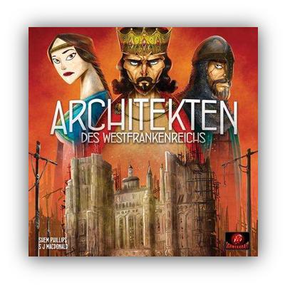 Architekten des Westfrankenreiches – DE