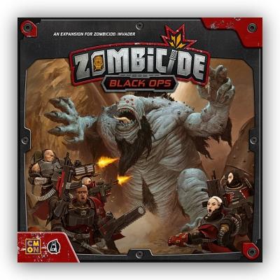 Zombicide Invader: Black Ops – DE