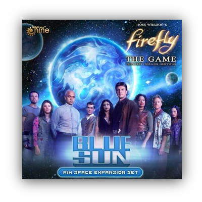 Firefly The Game: Blue Sun Expansion – EN