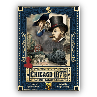 Chicago 1875: City of the Big Shoulders – DE/EN