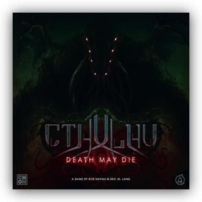 Cthulhu: Death May Die – EN