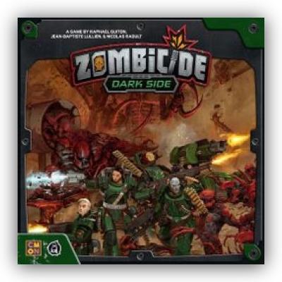 "Zombicide Invader: Dark Side ""Grundspiel"" – DE"
