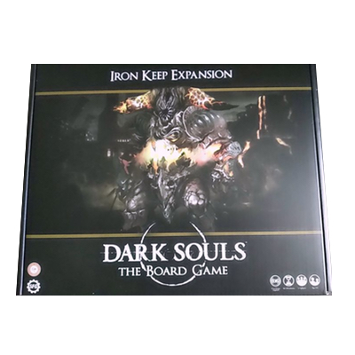 Dark Souls: Iron Keep Expansion – EN