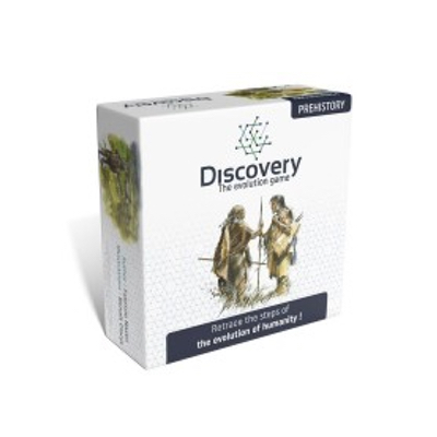 Discovery: The Evolution Game Prehistory – EN