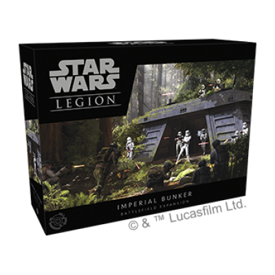 Star Wars Legion: Imperialer Bunker – DE