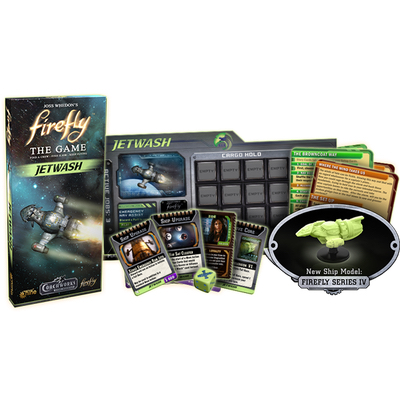 Firefly The Game: Jetwash Expansion – EN
