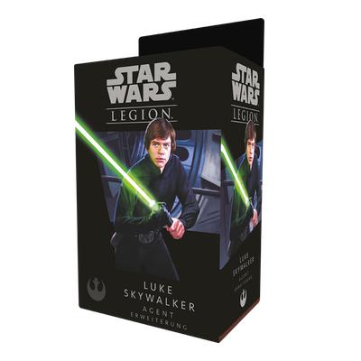 Star Wars Legion: Luke Skywalker – DE/IT
