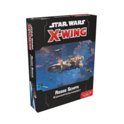 Star Wars X-Wing 2.Edition: Riesige Schiffe Konvertierungsset – DE