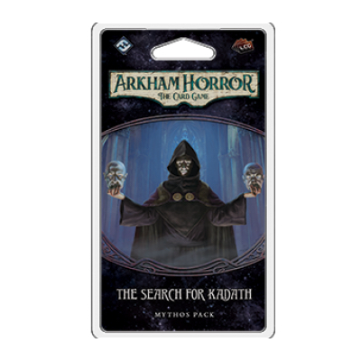 Arkham Horror LCG: The Dream-Eaters 1 – the Search for Kadath – EN