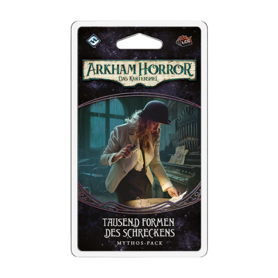 Arkham Horror LCG: Die Traumfresser 2 – Tausend Formen des Schreckens – DE