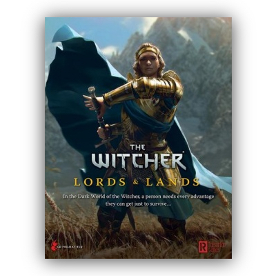 The Witcher TRPG: Lords and Lands – EN