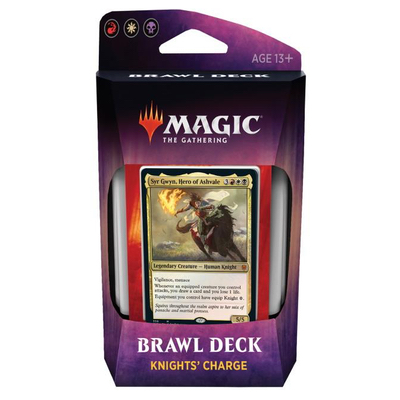 MTG: Throne of Eldraine Brawl Deck: Knights' Charge – EN