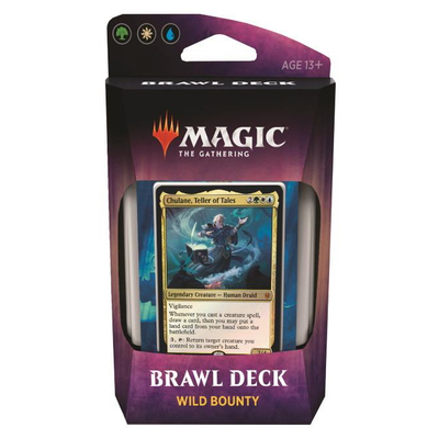 MTG: Throne of Eldraine Brawl Deck: Wild Bounty – EN